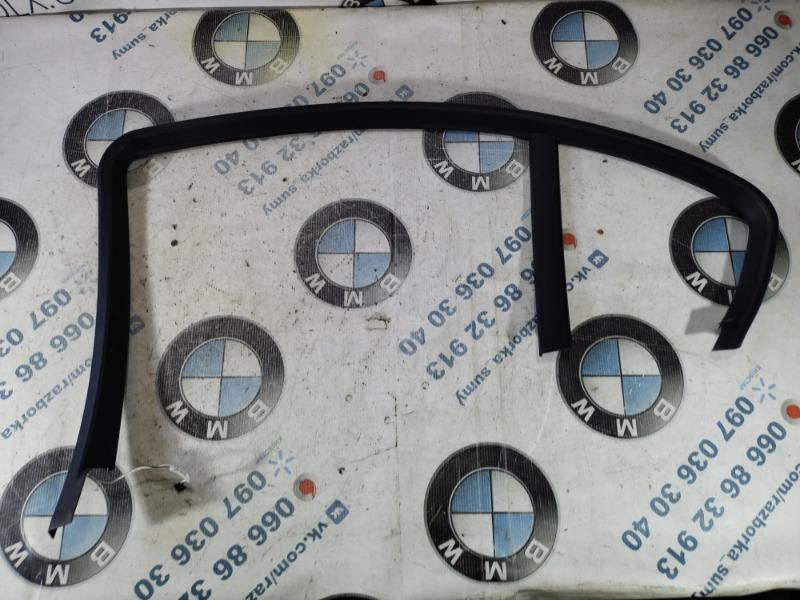 Накладка двери боковая Bmw 3-Series E46 M54B30 2001 задняя правая (б/у)