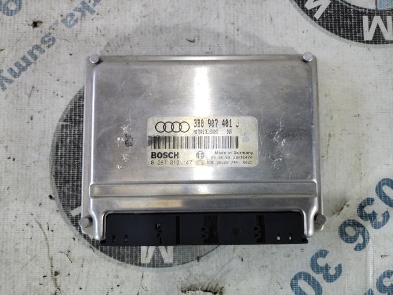 Блок управления эбу Volkswagen Passat B5 2.5 2000 (б/у)