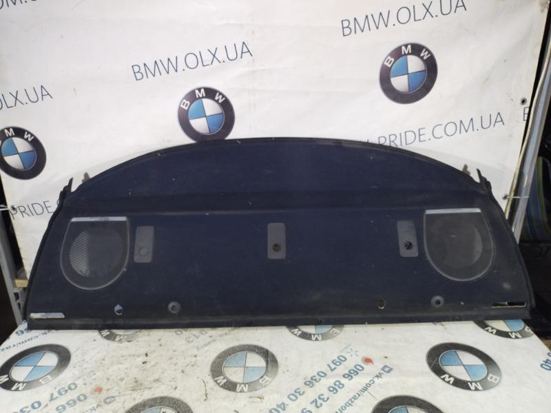 Полка багажника Bmw 3-Series E46 M54B30 2001 (б/у)