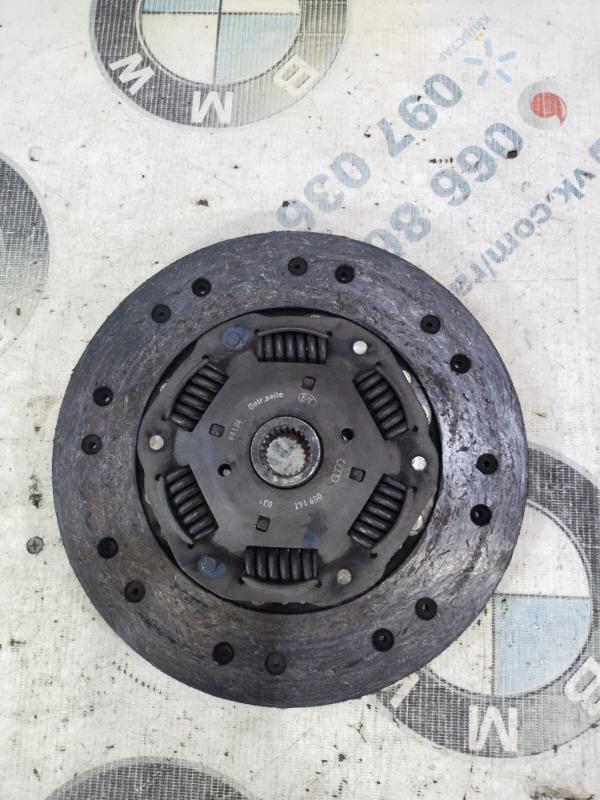 Диск сцепления Volkswagen Passat B5 2.5 2000 (б/у)