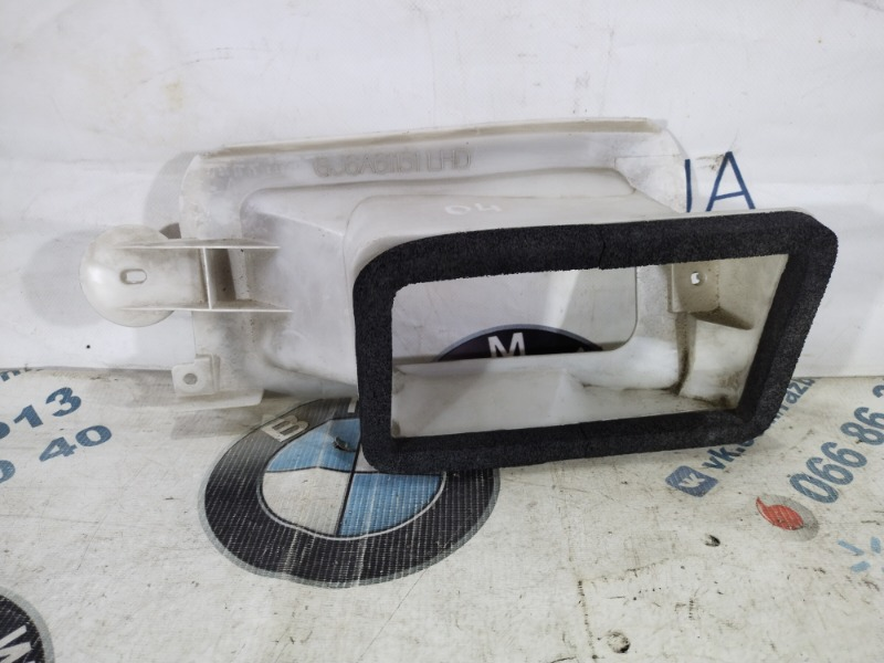 Воздуховод Mazda 6 GG 2.0 RF5 2002 (б/у)