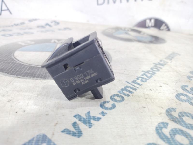 Кнопка стеклоподъемника Bmw 3-Series E46 M43B19 задняя (б/у)