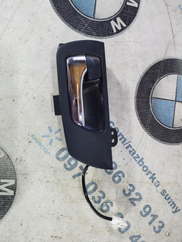 Ручка двери внутренняя Lexus Rx XU30 3.0 1MZ-FE 2007 передняя левая (б/у)