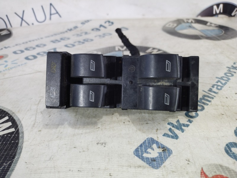 Блок управления стеклами Audi A6 C5 2.5 AKE 2001 (б/у)