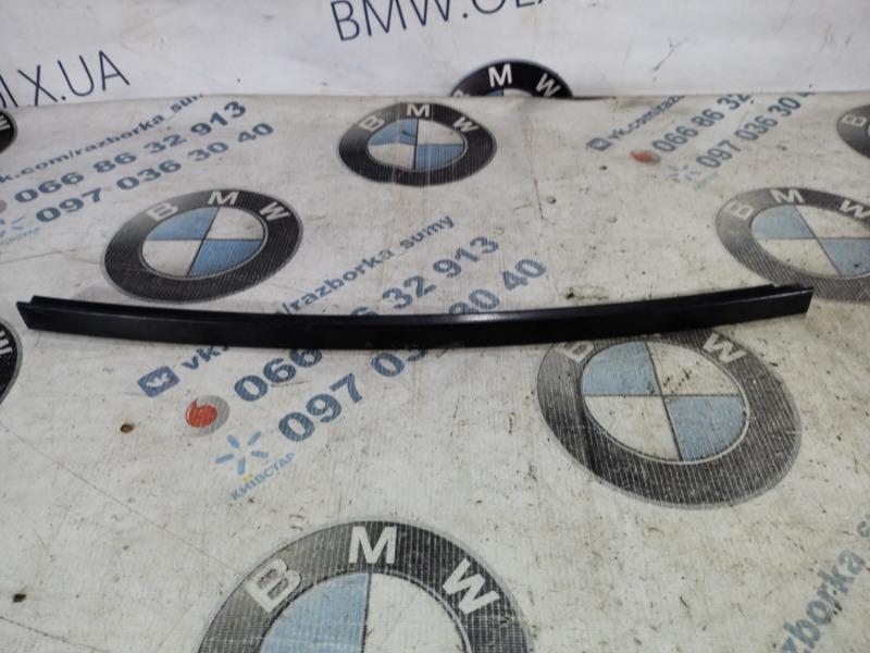 Молдинг на дверь Bmw 3-Series F30 N26B20 2013 задний правый (б/у)