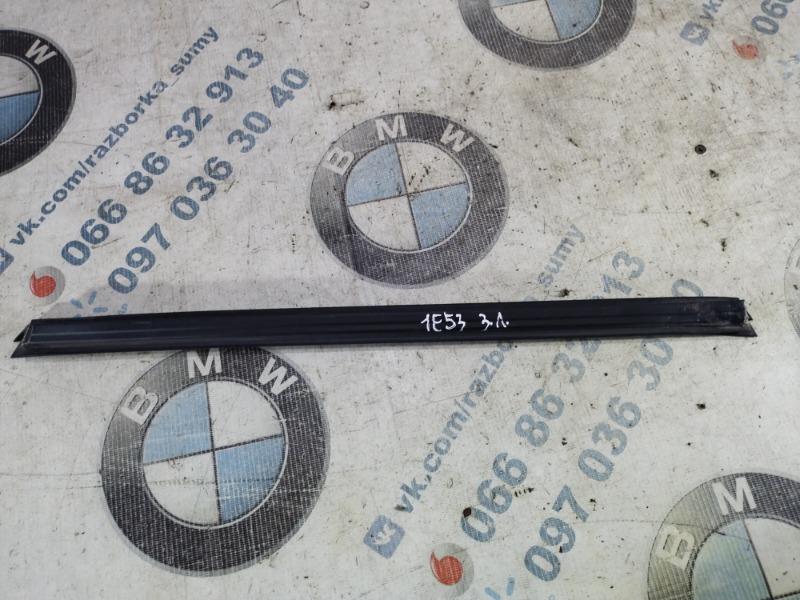 Уплотнитель двери Bmw X5 E53 M62B44 2003 задний левый (б/у)