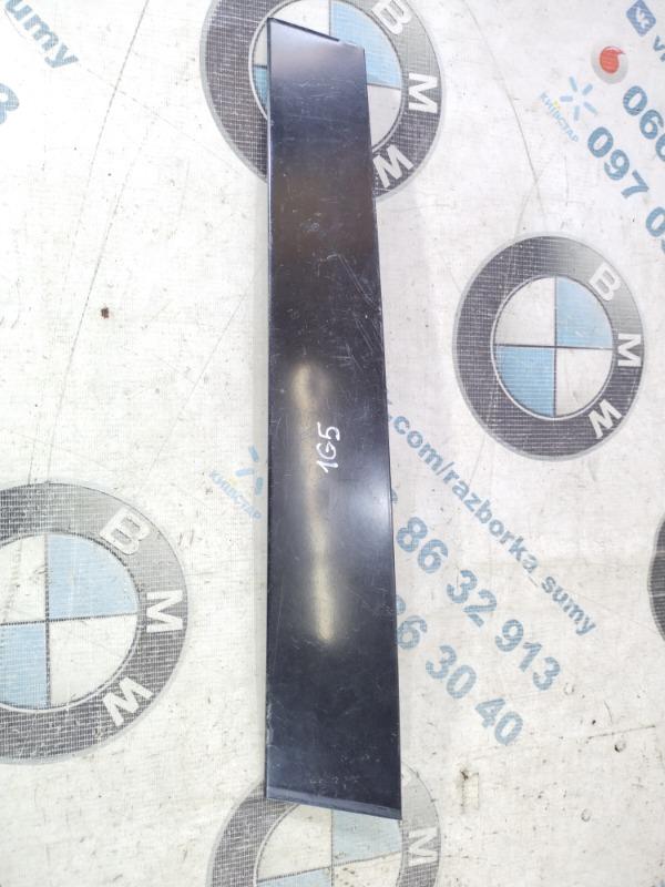 Молдинг на дверь Volkswagen Golf 5 2.0 BKD 2004 передний правый (б/у)