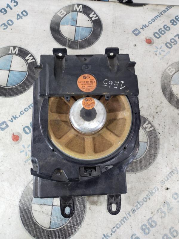 Сабвуфер Bmw 7-Series E65 N62B44 правый (б/у)