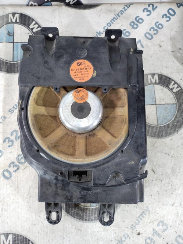 Сабвуфер Bmw 7-Series E65 N62B44 (б/у)
