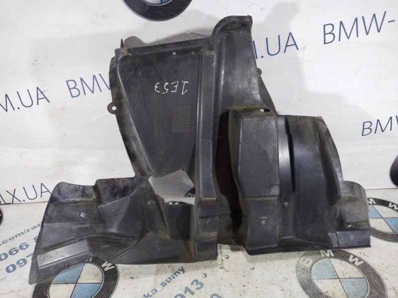 Защита Bmw X5 E53 M62B44 2003 левая (б/у)