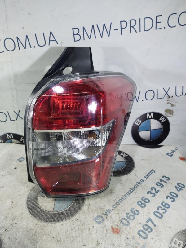 Задний фонарь Subaru Forester SJ 2.5 2015 правый (б/у)