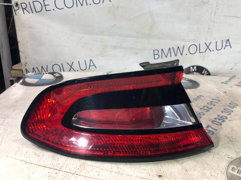 Задний фонарь Dodge Dart 2.4 2014 задний левый (б/у)
