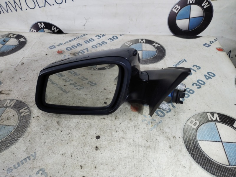 Зеркало Bmw 5-Series F10 N63B44 2011 левое (б/у)