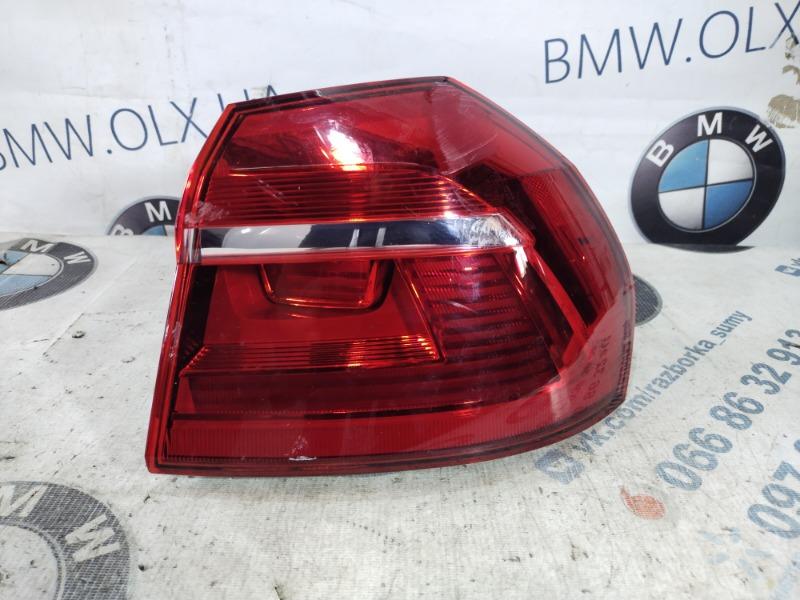 Задний фонарь Volkswagen Passat B8 1.8 2016 правый (б/у)