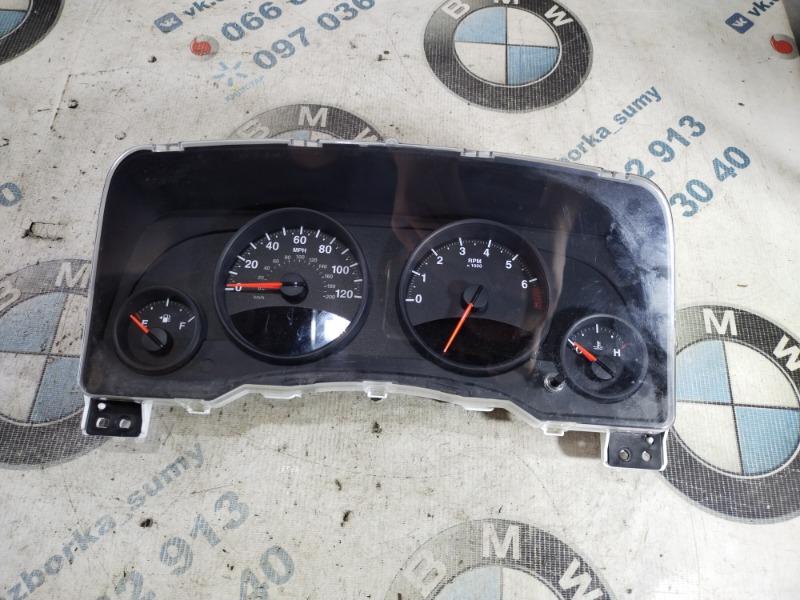 Панель приборов Jeep Patriot 2.4 2012 правый (б/у)
