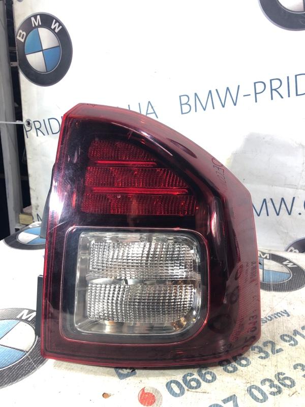 Задний фонарь Jeep Compass 2.4 2014 задний правый (б/у)