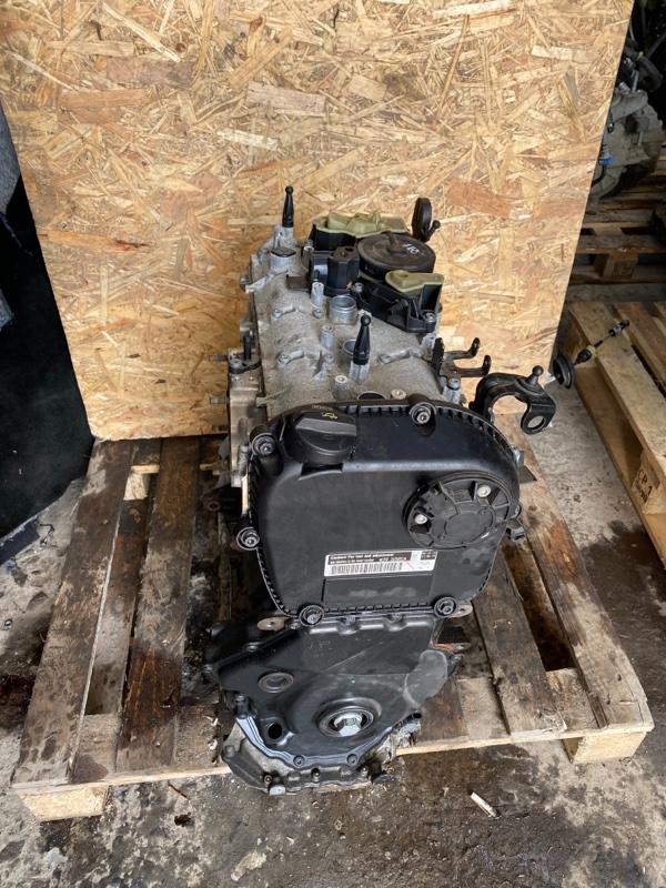 Двигатель Volkswagen Passat B8 1.8 2016 (б/у)
