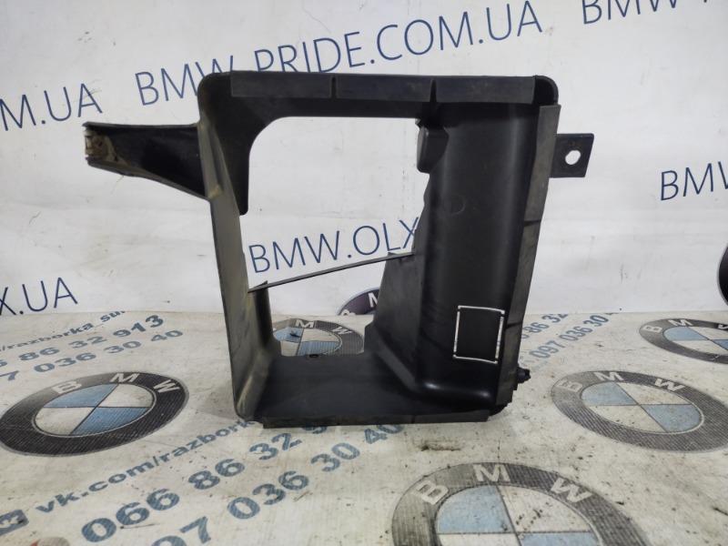 Воздухозаборник Bmw 5-Series F10 N63B44 2011 левый (б/у)