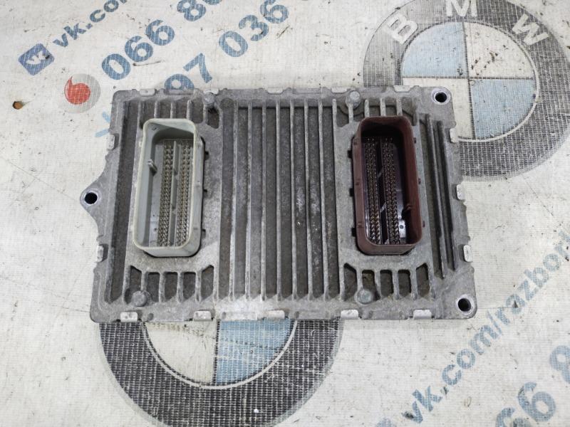 Блок управления эбу Jeep Patriot 2.4 2012 (б/у)