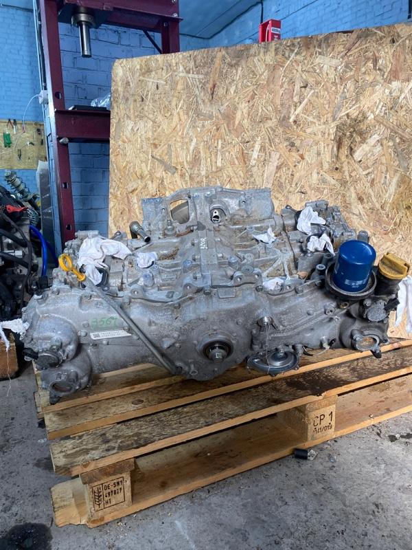Двигатель Subaru Forester SJ 2.5 2014 (б/у)