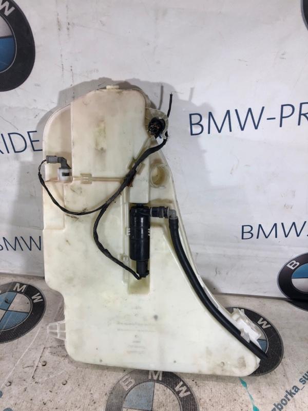 Бачок омывателя Bmw 5-Series F10 N63B44 2011 (б/у)
