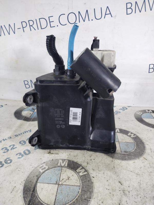 Абсорбер Bmw 5-Series F10 N63B44 2011 (б/у)