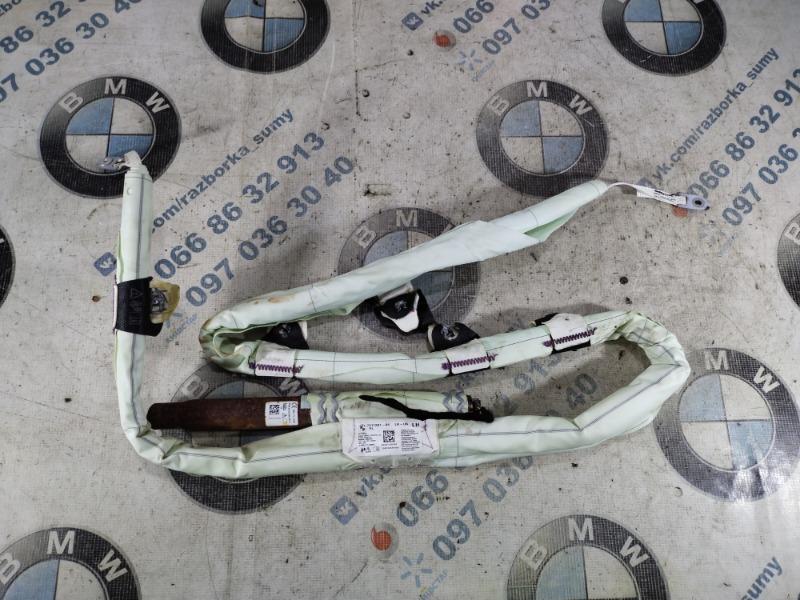 Airbag шторка Bmw 3-Series F30 N20B20 2013 левый (б/у)