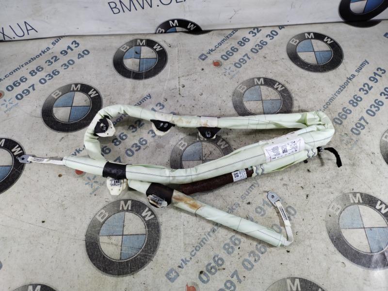 Airbag шторка Bmw 3-Series F30 N20B20 2013 правый (б/у)