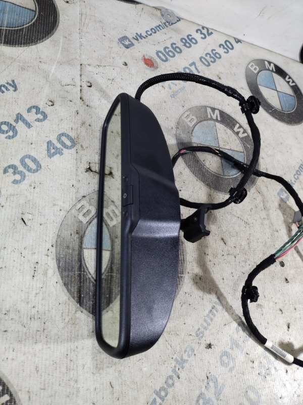 Зеркало салона Jeep Compass 2.4 2014 (б/у)