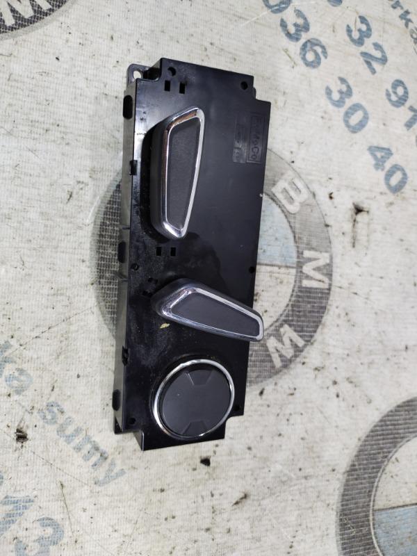Блок регулировки сидения Ford Fusion передний левый (б/у)