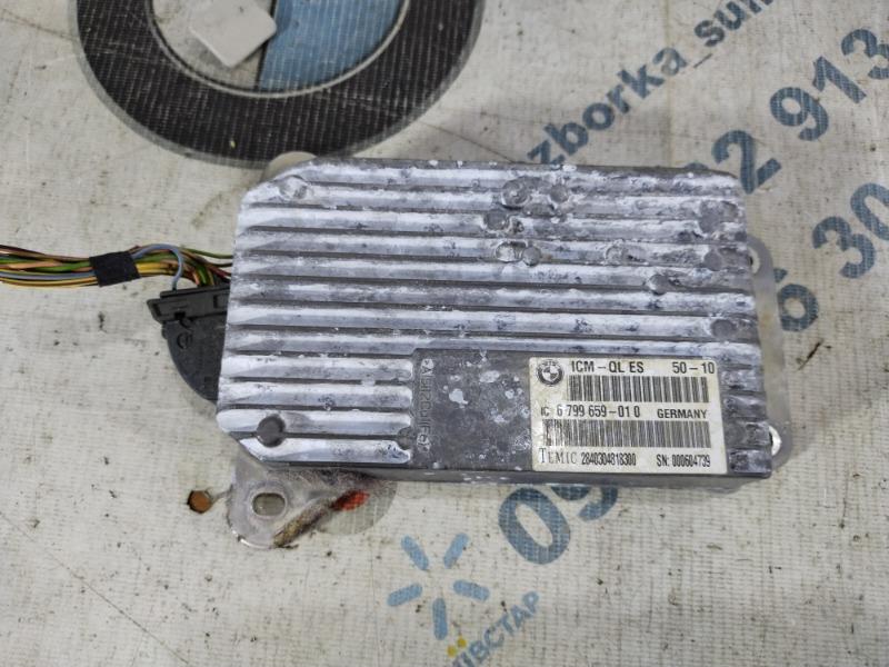 Блок управления icm Bmw 5-Series F10 N63B44 2011 (б/у)