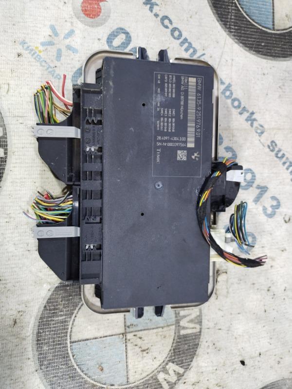 Блок управления светом фар Bmw 5-Series F10 N63B44 2011 (б/у)
