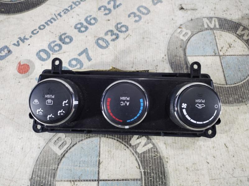 Блок управления климат-контролем Jeep Patriot 2.4 2012 (б/у)