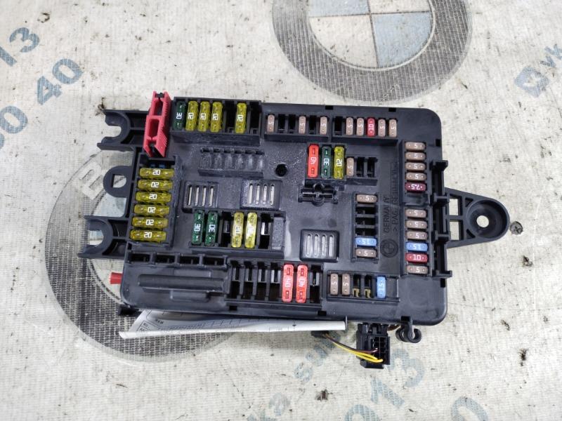 Блок предохранителей Bmw 3-Series F30 N20B20 2013 (б/у)