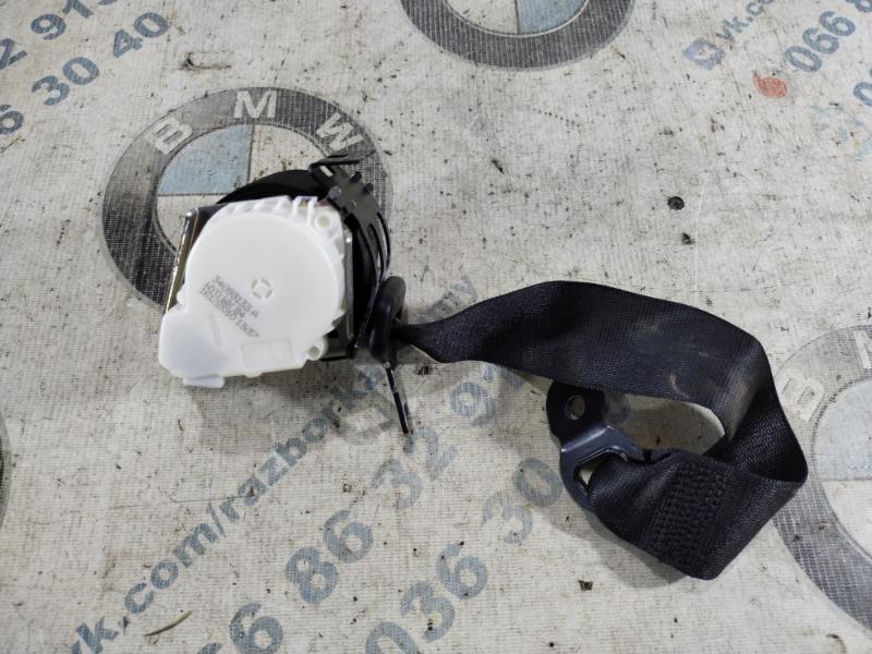 Ремень безопасности Bmw 5-Series F10 N63B44 2011 задний (б/у)