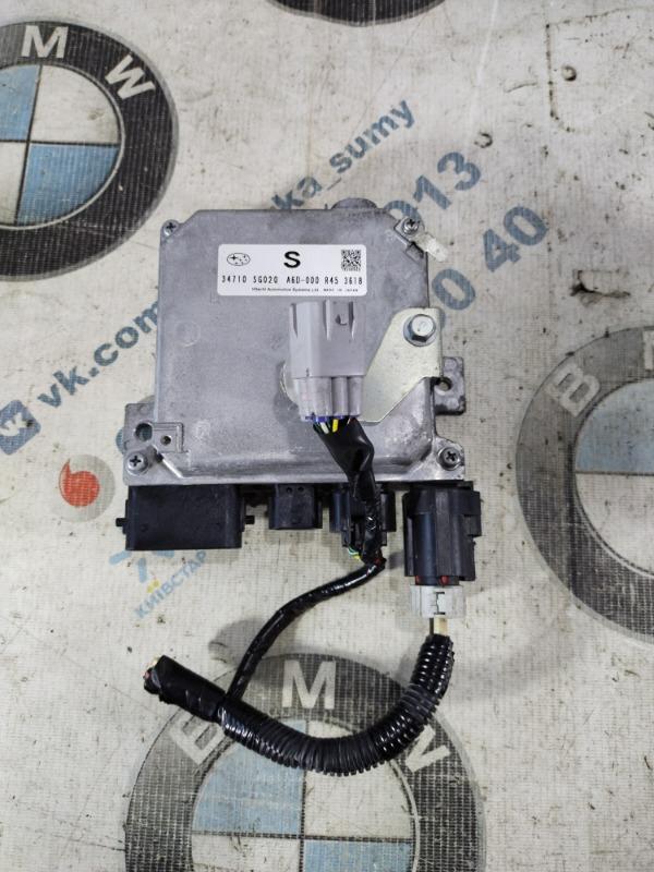 Блок управления гидроусилителем руля Subaru Forester SJ 2.5 2014 (б/у)