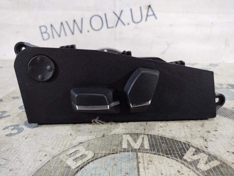 Блок управления сидением Bmw 5-Series F10 N63B44 2011 левый (б/у)