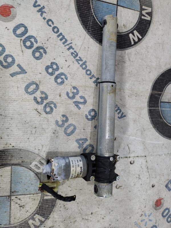 Моторчик регулировки сидения Bmw 5-Series F10 N63B44 2011 левый (б/у)