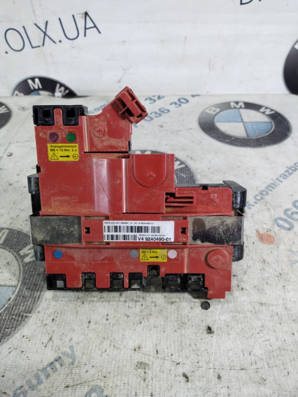 Блок предохранителей Bmw 5-Series F10 N63B44 2011 (б/у)