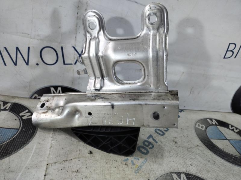 Кронштейн бампера Bmw 3-Series F30 N20B20 2013 передний левый (б/у)