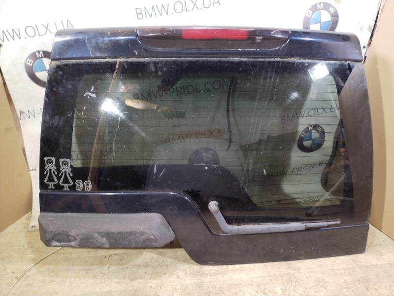 Стекло двери задней Land Rover Discovery 3 (б/у)
