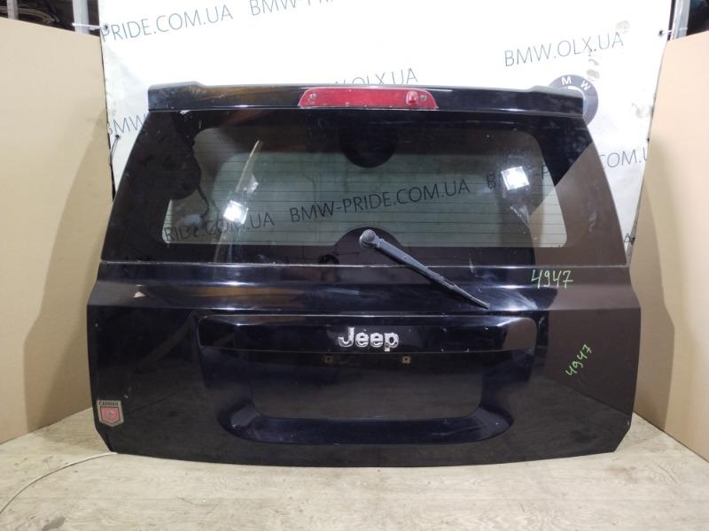 Крышка багажника Jeep Patriot 2.4 2012 (б/у)