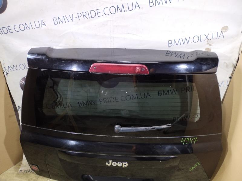 Стекло двери задней Jeep Patriot 2.4 2012 (б/у)
