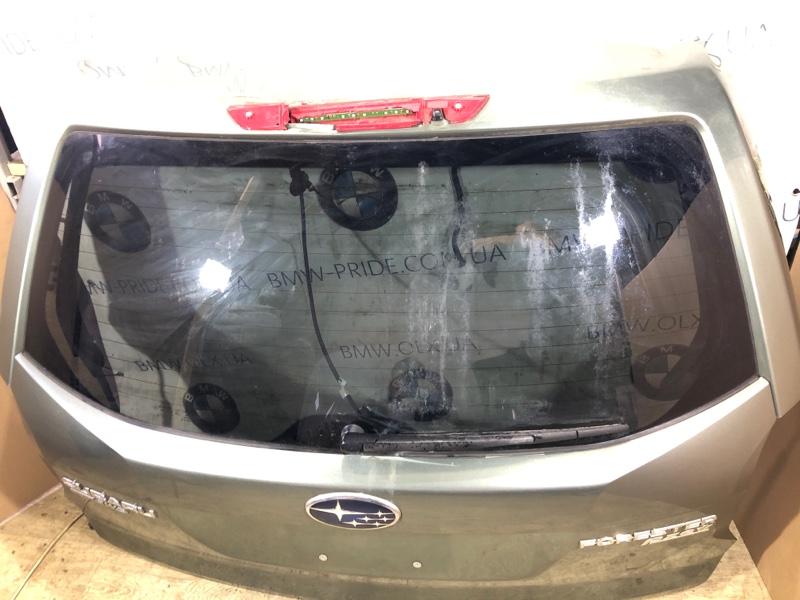 Стекло двери задней Subaru Forester SJ 2.5 2014 (б/у)