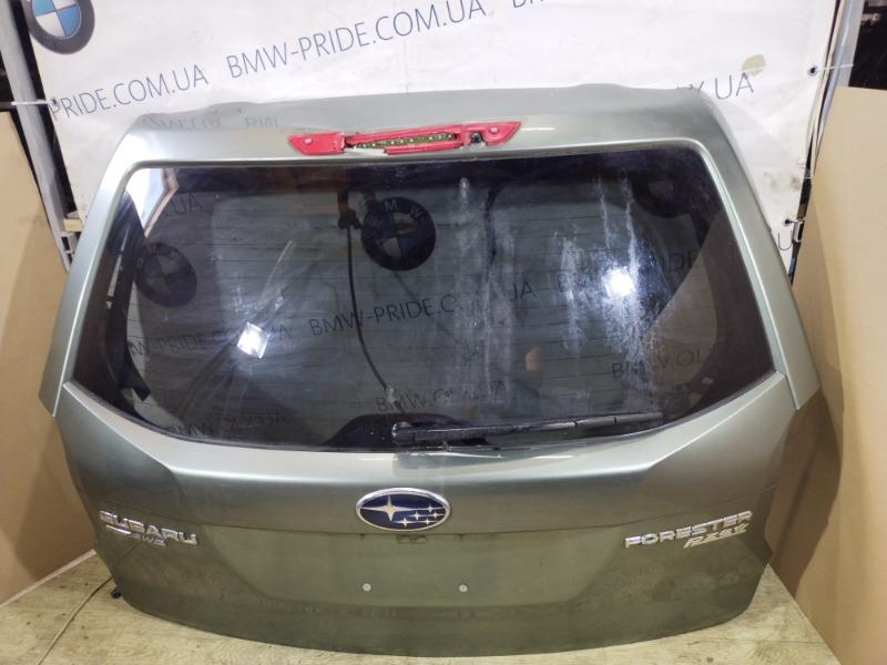 Крышка багажника Subaru Forester SJ 2.5 2014 (б/у)