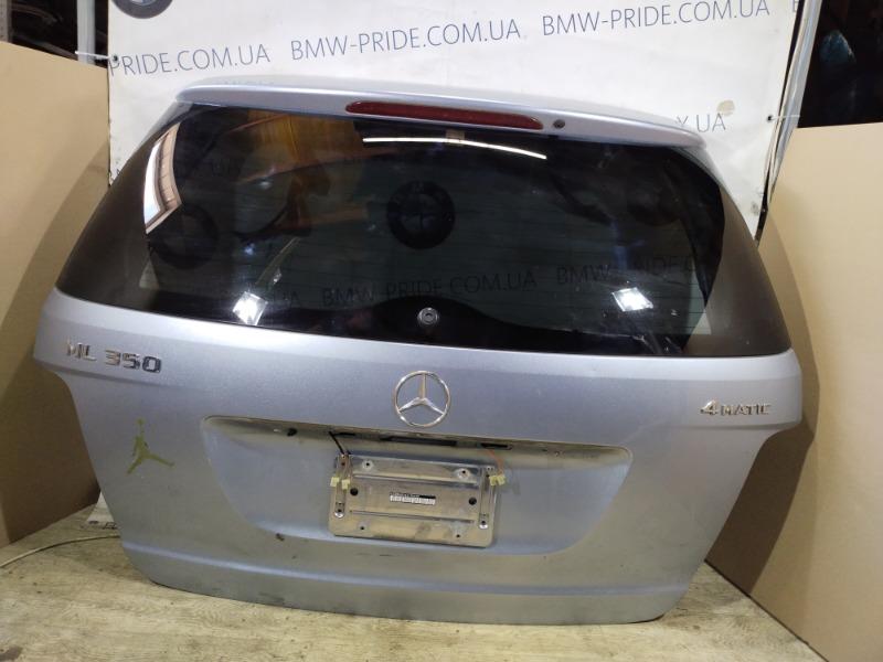 Крышка багажника Mercedes-Benz Ml W164 (б/у)