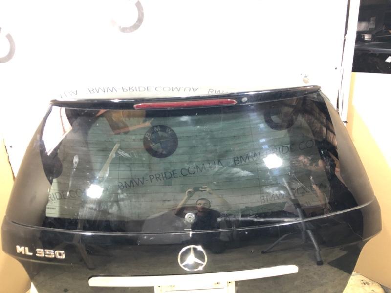 Стекло двери задней Mercedes-Benz Ml W164 (б/у)