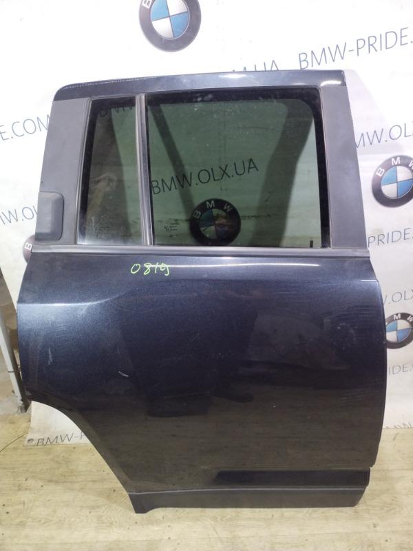 Дверь голая Jeep Compass 2.4 2014 задняя правая (б/у)