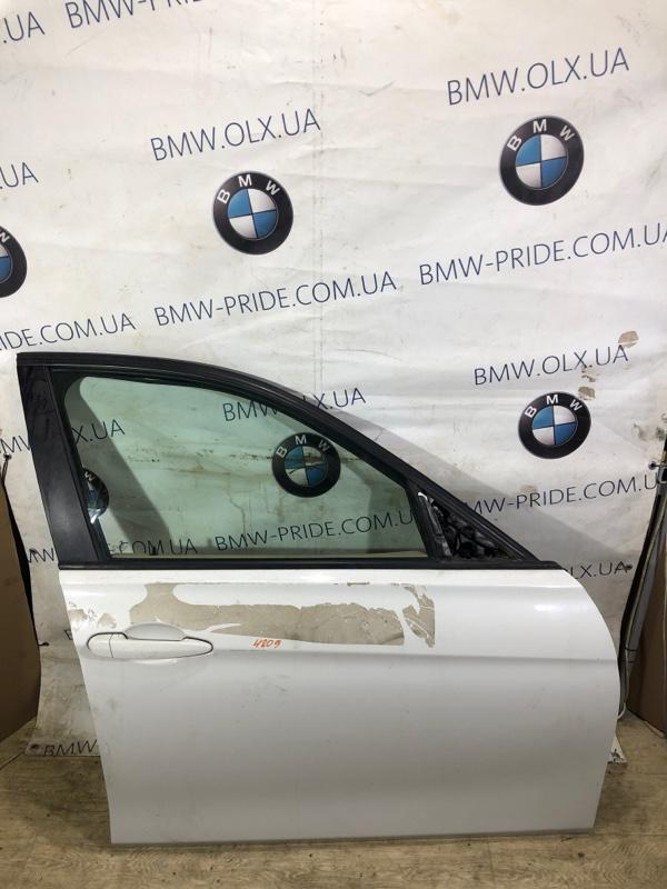 Дверь голая Bmw 3-Series F30 N20B20 2013 передняя правая (б/у)