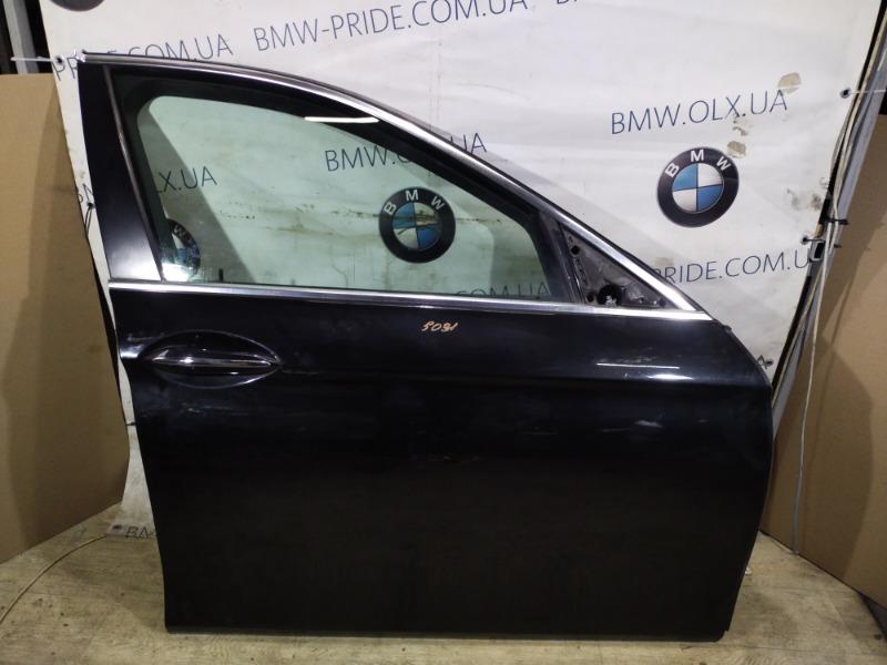 Дверь голая Bmw 5-Series F10 N63B44 2011 передняя правая (б/у)